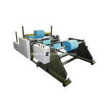 paper slitting machine for paper ropes